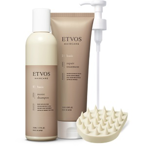 ETVOSモイストヘアケアシリーズ
